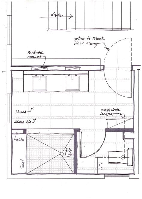 Master Bathroom Plans by Indianapolis Master Bath Remodel Shed Dormer Extension