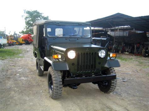 Mitsubishi J23 Military Jeep New Arrivals