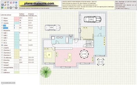 Incroyable Architecte D Interieur En Ligne Gratuit #5: plan-de-maison-site-en-ligne-architecture.jpg