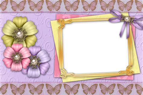 imagenes uñas decoradas moños marcos para photoshop y algo mas brillos y florales 3