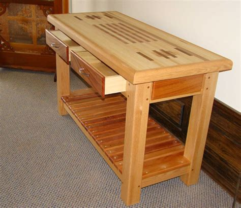 building a butcher block top maple butcher block table vintage doors yesteryear s