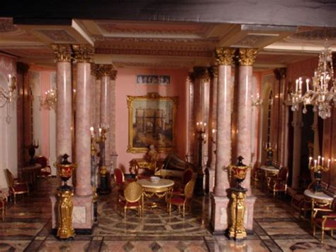 queen marys doll house queen mary s dollhouse life in miniature pinterest
