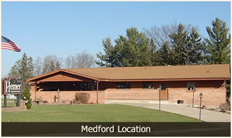 hemer funeral home medford wi home review