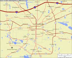 map of tallahassee florida and surrounding areas southern hospitality planimetric map