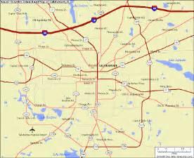 southern hospitality planimetric map
