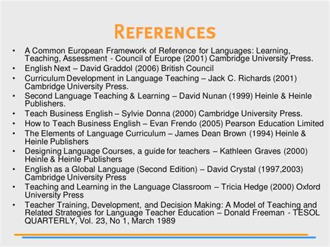 Designing Business English Programs To Suit Students Needs