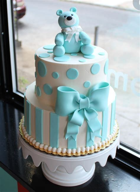 Shower Cake southern blue celebrations baby shower cakes for boys