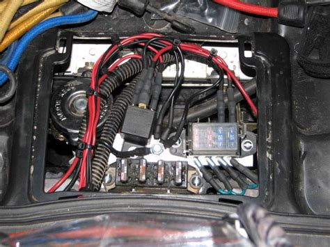 finished my relay fuse panel pic high lifter forums