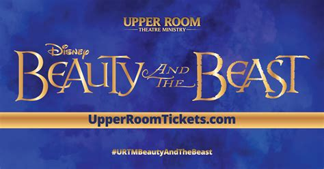 room theatre ministry buy tickets for and the beast