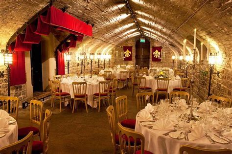 The Undercroft @ Cardiff Castle £900 Venue Hire, Wedding