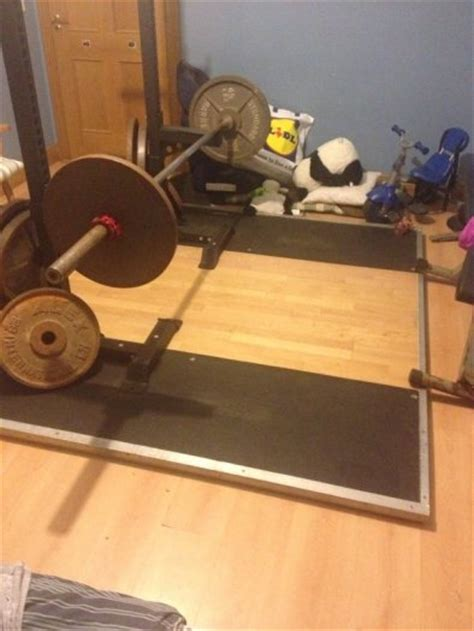 Squat Rack Platform by Platform Squat Rack Weights For Sale In Barna Galway From
