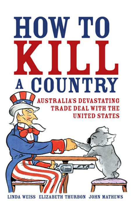 how to poison a australia us free trade agreement fair trade or foul bilaterals org