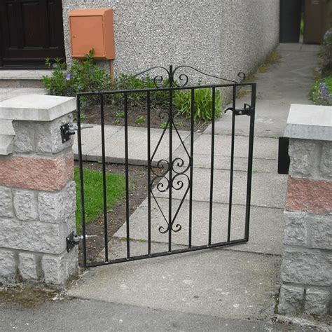 garden gates metal the ascot by gates and fences uk