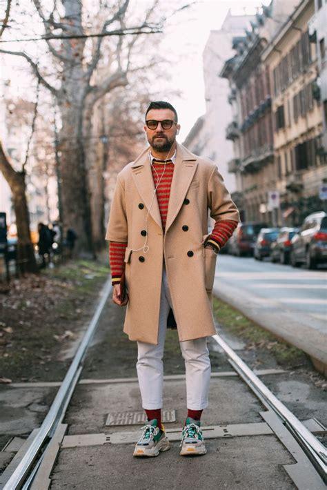 street style  milan mens fashion week sneakers