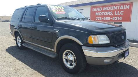 how petrol cars work 2002 ford expedition security system 2002 ford expedition eddie bauer 4wd 4dr suv in fallon nv sand mountain motors
