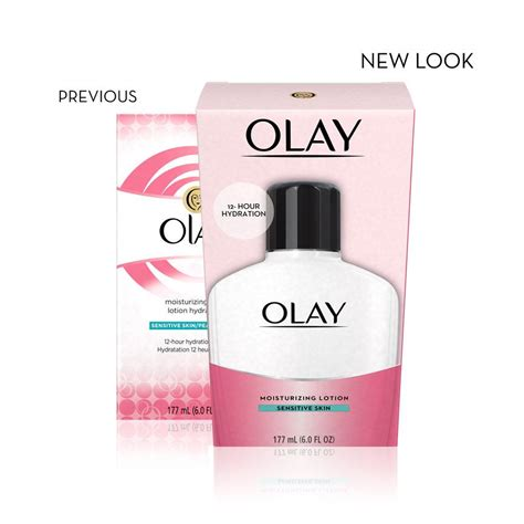 Olay Moisturizing olay moisturizing lotion for sensitive skin