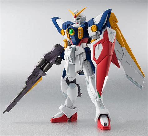 Harga Gundam by Gundam Wing Robot Damashii Wing Gundam Revealed Photos