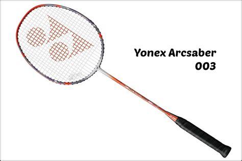 Yonex Arceber Tour 33 New yonex arcsaber 003 badminton racquet review