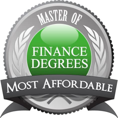 Finance Mba What Undergraduate Degree Is Best by The 30 Best Master Of Finance Degree Programs Master Of