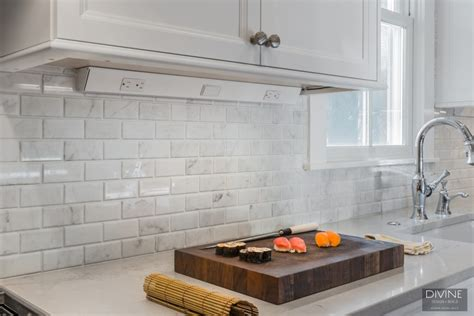 subway tile backsplash transitional kitchen taste transitional kitchen backsplash ideas