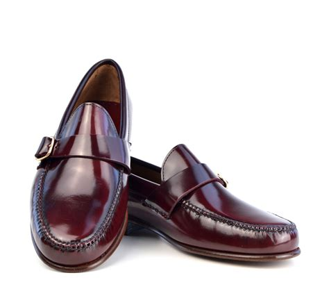 oxblood shoes loafers in oxblood the squires mod shoes