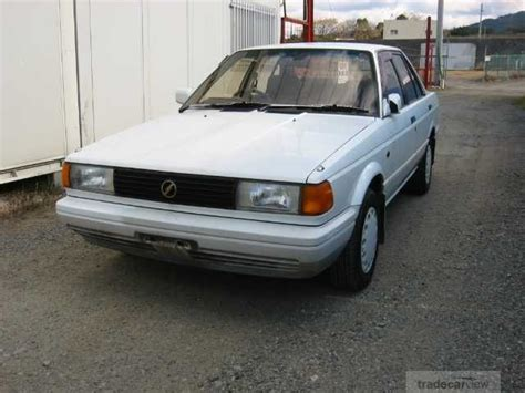 nissan sunny 1988 modified used nissan sunny 1988 for sale japanese used cars