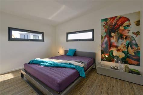 schmale schlafzimmer ideen popart trifft schmale fenster schlafzimmer fertighaus
