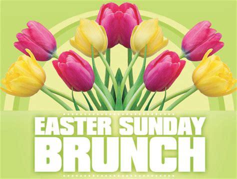 Easter Brunch Happening Guide Easter Sunday Buffet