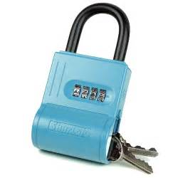 Storage Containers With Locks - shurlok key storage 4 dial numbered lock box sure lock homes