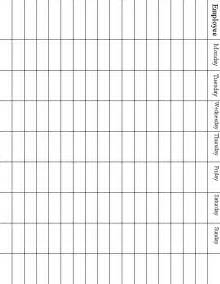 grids charts and tables