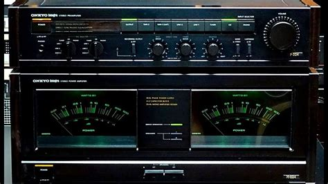 best vintage power one of the best vintage lifiers onkyo m 504