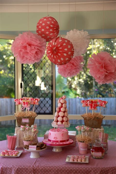 party table ideas bubble and sweet lilli s 6th birthday fairy high tea party