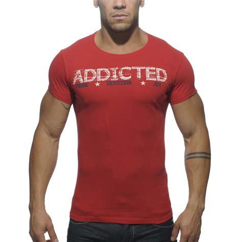 Tshirt Addicted 1 t shirt addicted ad288