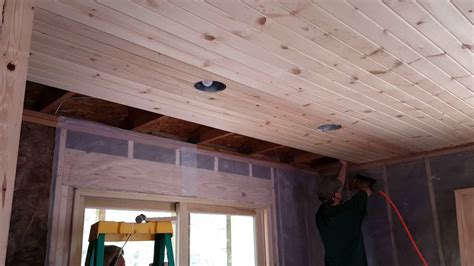 2016 09 23 cabin 41 car siding installation on the
