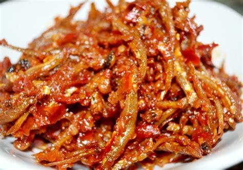Ikan Teri Belah jangan lupa dicoba ya bund ini resep sambal teri pedas manis muslimah millionaire corner