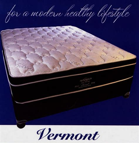 What Does No Turn Mattress by Beds Or Quot Vermont Quot No Turn Viscose Elastic
