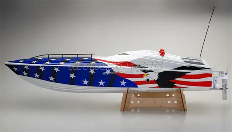 fast gas powered rc boats exceed racing fiberglass eagle 26cc gas powered artr