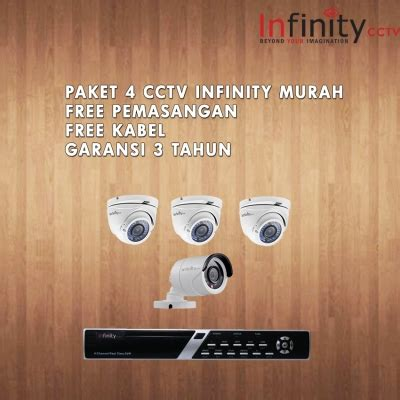 Top Cctv Ahd Paket 4 Channel by Paket 4 Channel Promo Paket Cctv Ahd Auto Focus Cctv