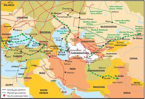 central asia map central asia asia s central focus news investment