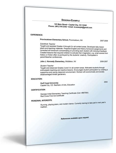 Lebenslauf Vorlage Quereinsteiger Bewerbungsschreiben Muster Bewerbungsschreiben Quereinsteiger Lehrer