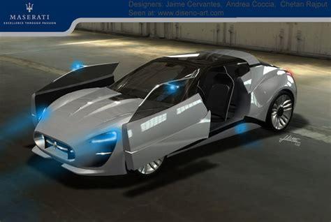 maserati concept cars maserati gt garbin 2020 concept cars diseno art