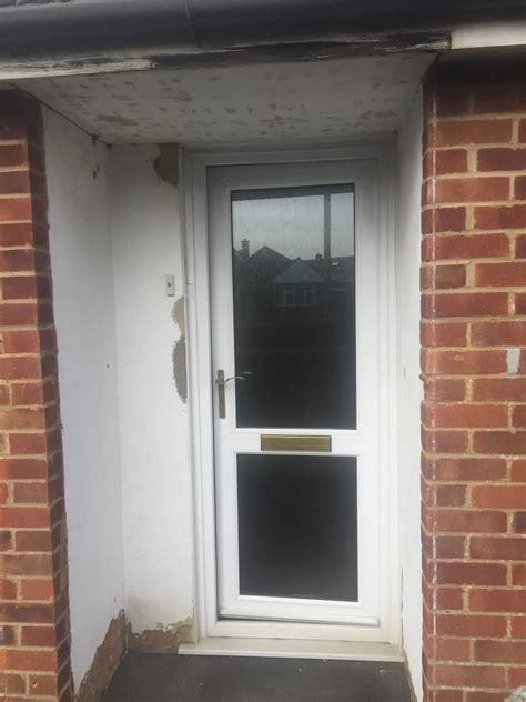 New Front Door Bi Fold Door And New Front Door Cheltenham Gloucester Cladding