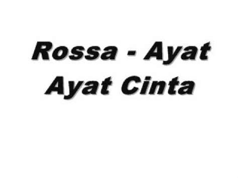 download film ayat ayat cinta full movie hd full download rossa ayat ayat cinta karaoke version no