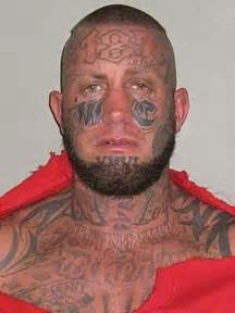 muslim convert tattoo bikie nicknamed brett kaos pechey converts to islam