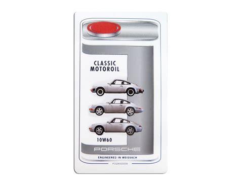 Aufkleber Porsche Classic aufkleber porsche classic motoroil 10w60 porsche classic