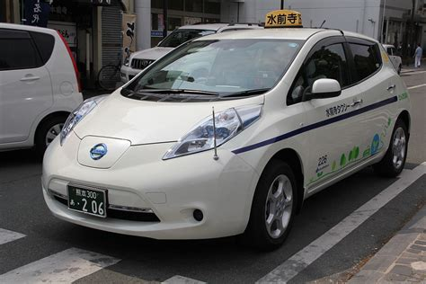 electric cars plug in electric vehicles in japan wikipedia