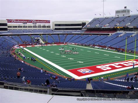 ralph wilson stadium family section