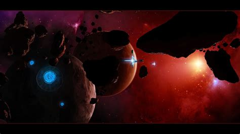 outer space fantasy art wallpaper allwallpaperin