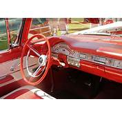 1958 Ford Fairlane Interior Pictures To Pin On Pinterest