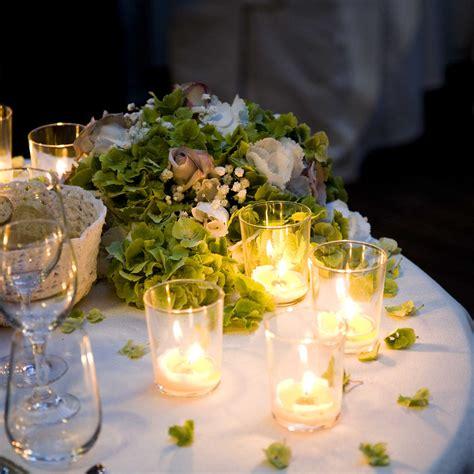 matrimonio candele allestimenti matrimonio con candele parco dei cimini